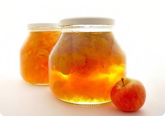 как сделать яблочное варенье
