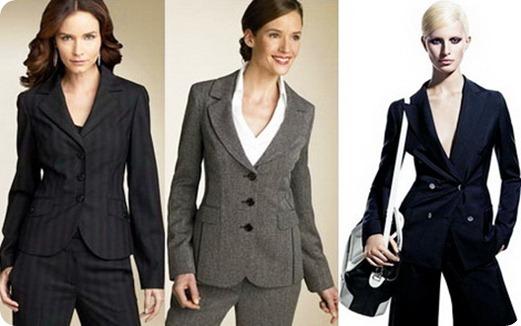 Офисный стиль одежды