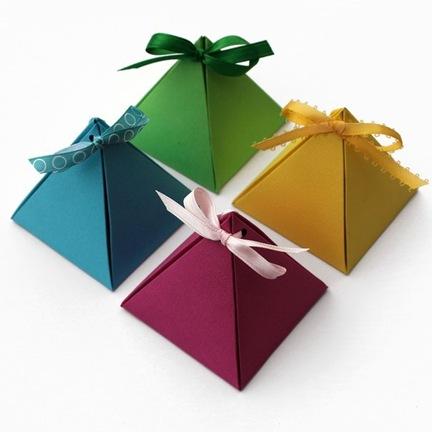 Упаковка для подарков своими руками 2