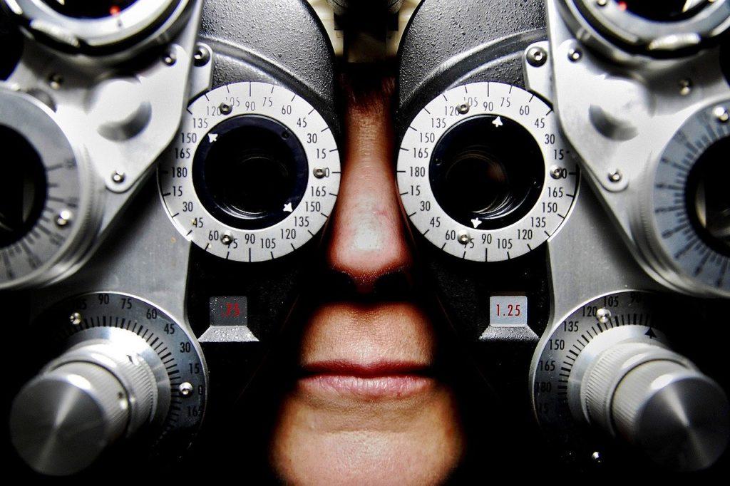 расстройство зрения при рассеянном склерозе