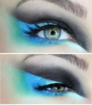 Идеи макияжа глаз