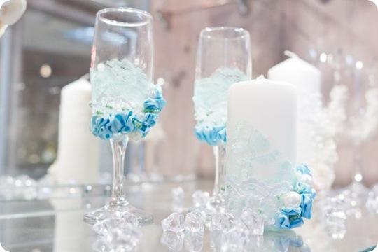 свадьба в стиле Тиффани