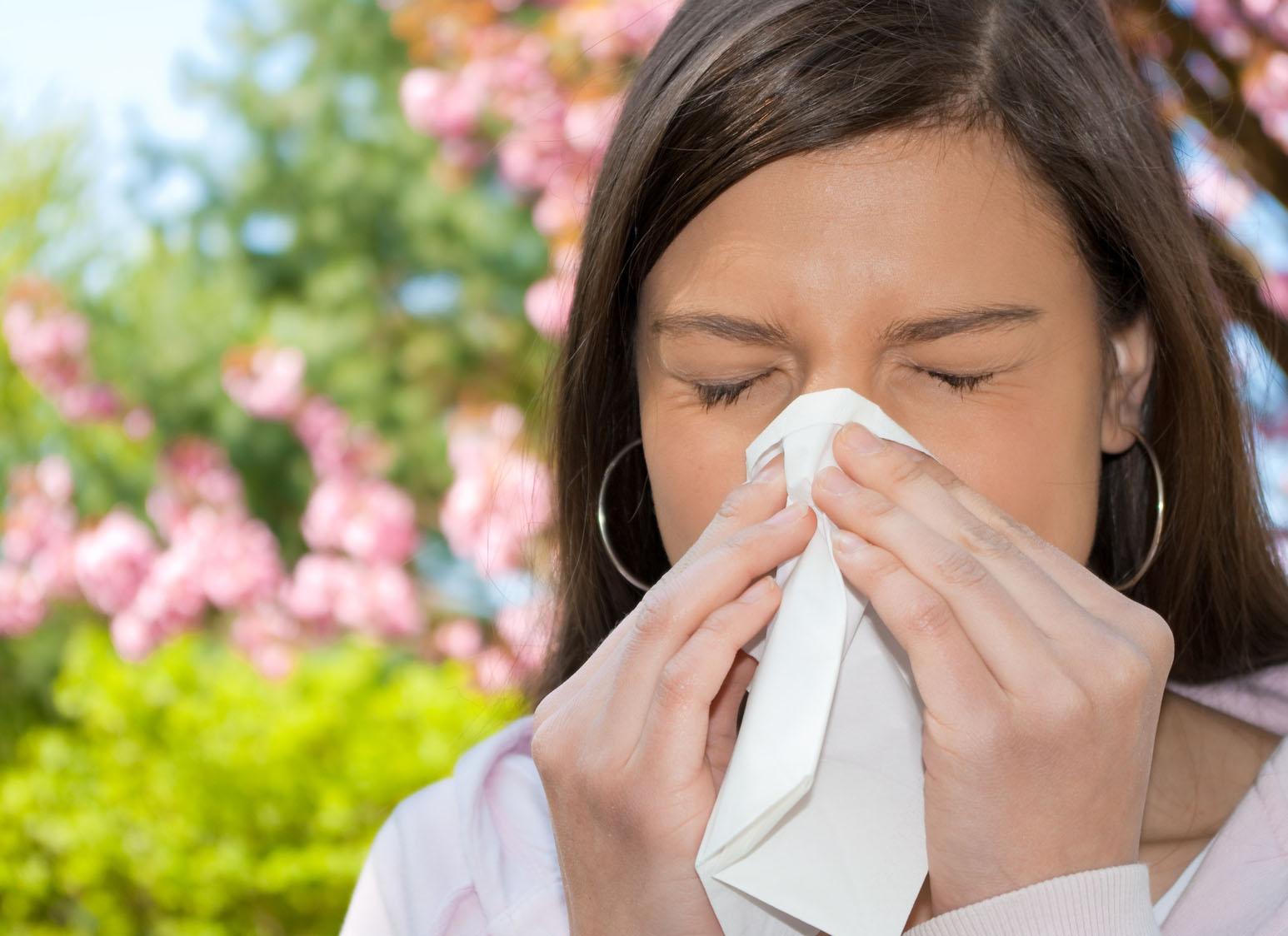 Как вылечить аллергию в домашних условиях 95