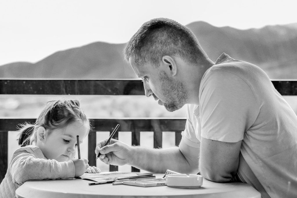 как распределить родительские обязанности