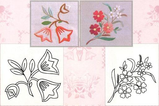 Схемы вышивки ришелье для начинающих: благородный декор для.
