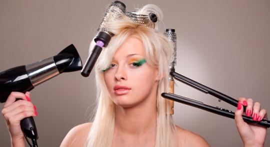 Секреты красоты: как правильно укладывать волосы.