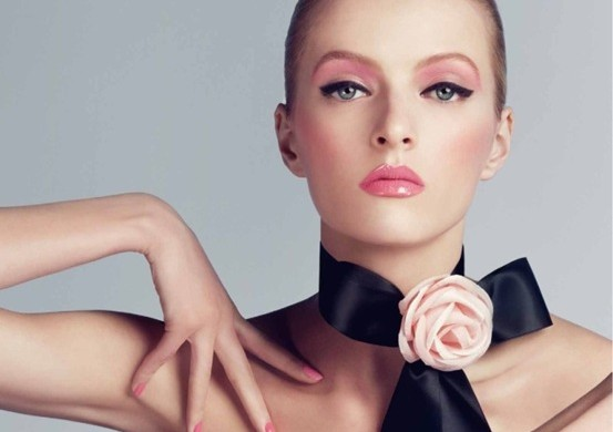 летние коллекции макияжа 2013