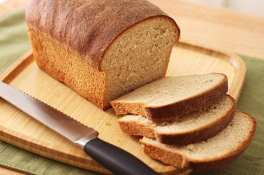 как приготовить хлеб вхлебопечке