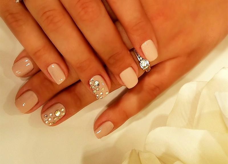 маникюр на короткие ногти (5)