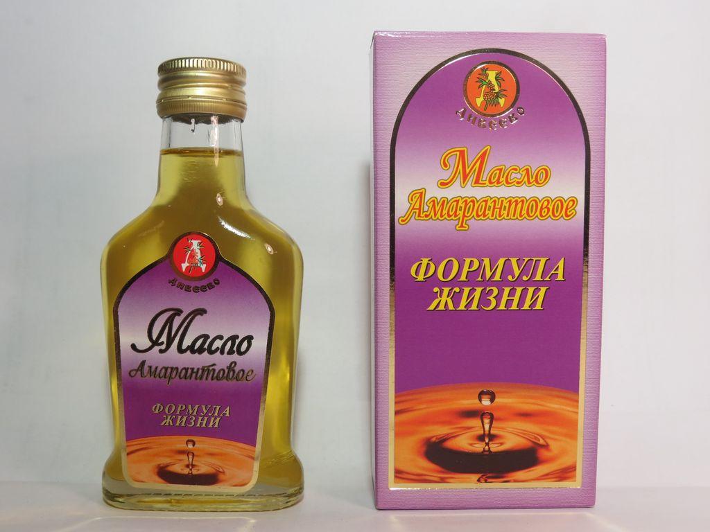 Масла амаранта