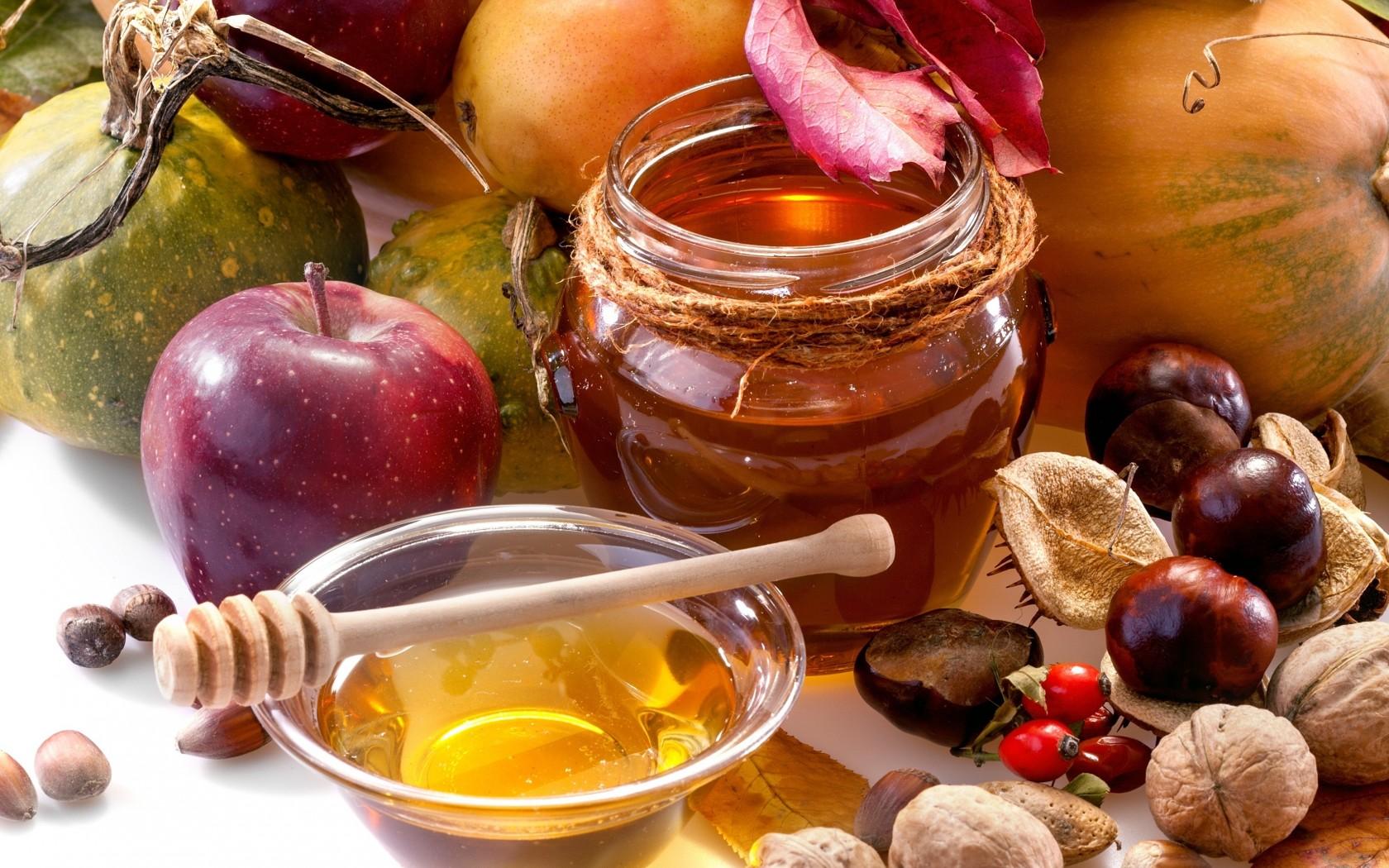 Мёд и желток