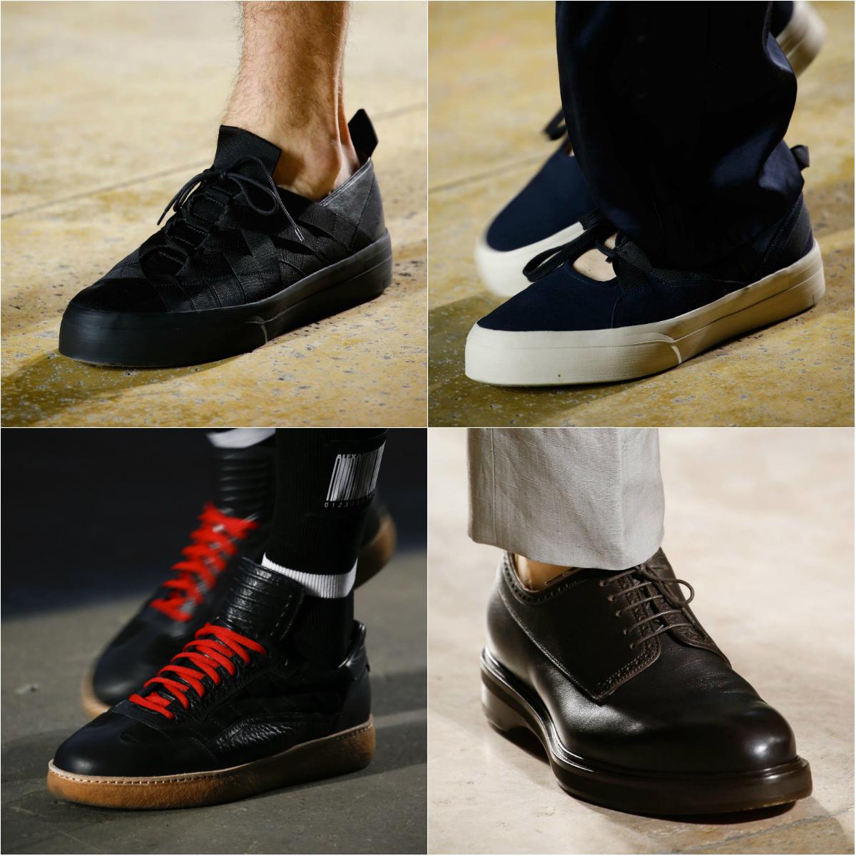 Что в моде для мужчин обувь 2018