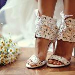 Туфли с открытым нмыском