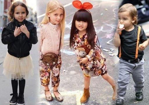 Как цвет одежды влияет на ребенка