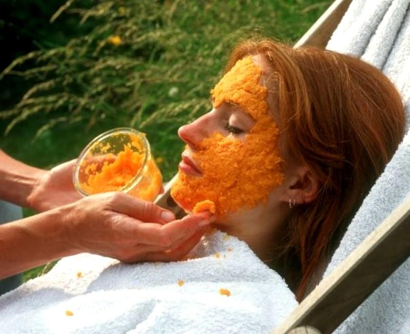 морковная маска (4)