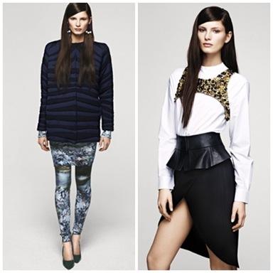 коллекция одежды H&M