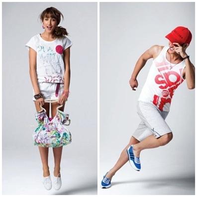 Коллекция Adidas весна-лето 2012
