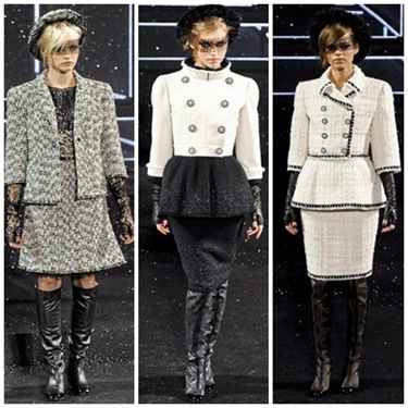 Chanel высокая мода. Последние коллекции