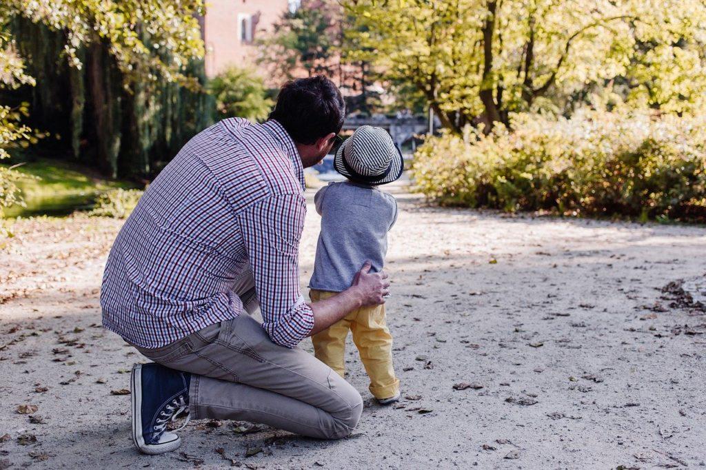 Распределение семейных обязанностей