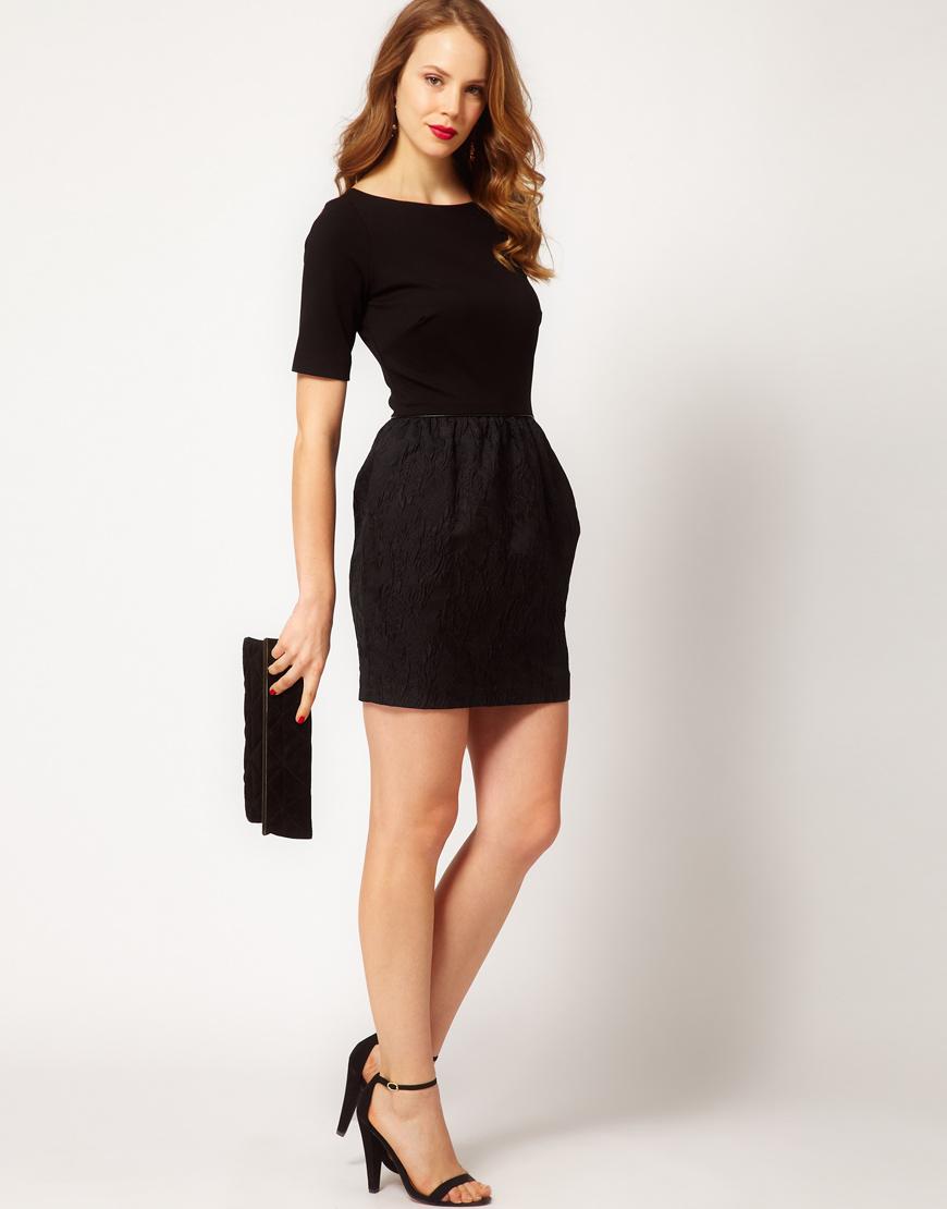Платье в офис