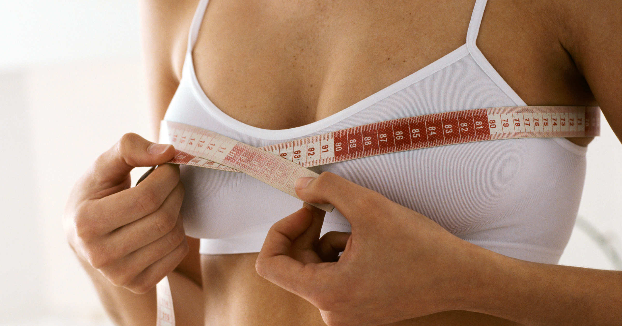Как сделать чтобы грудь была 3 размера
