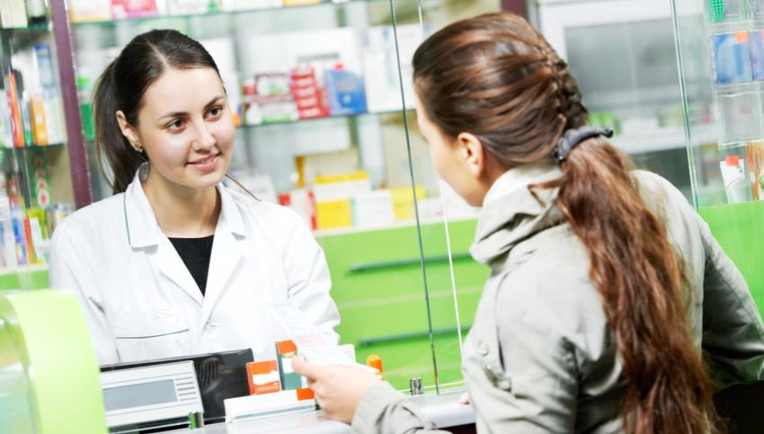 Покупка касторового масла в аптеке
