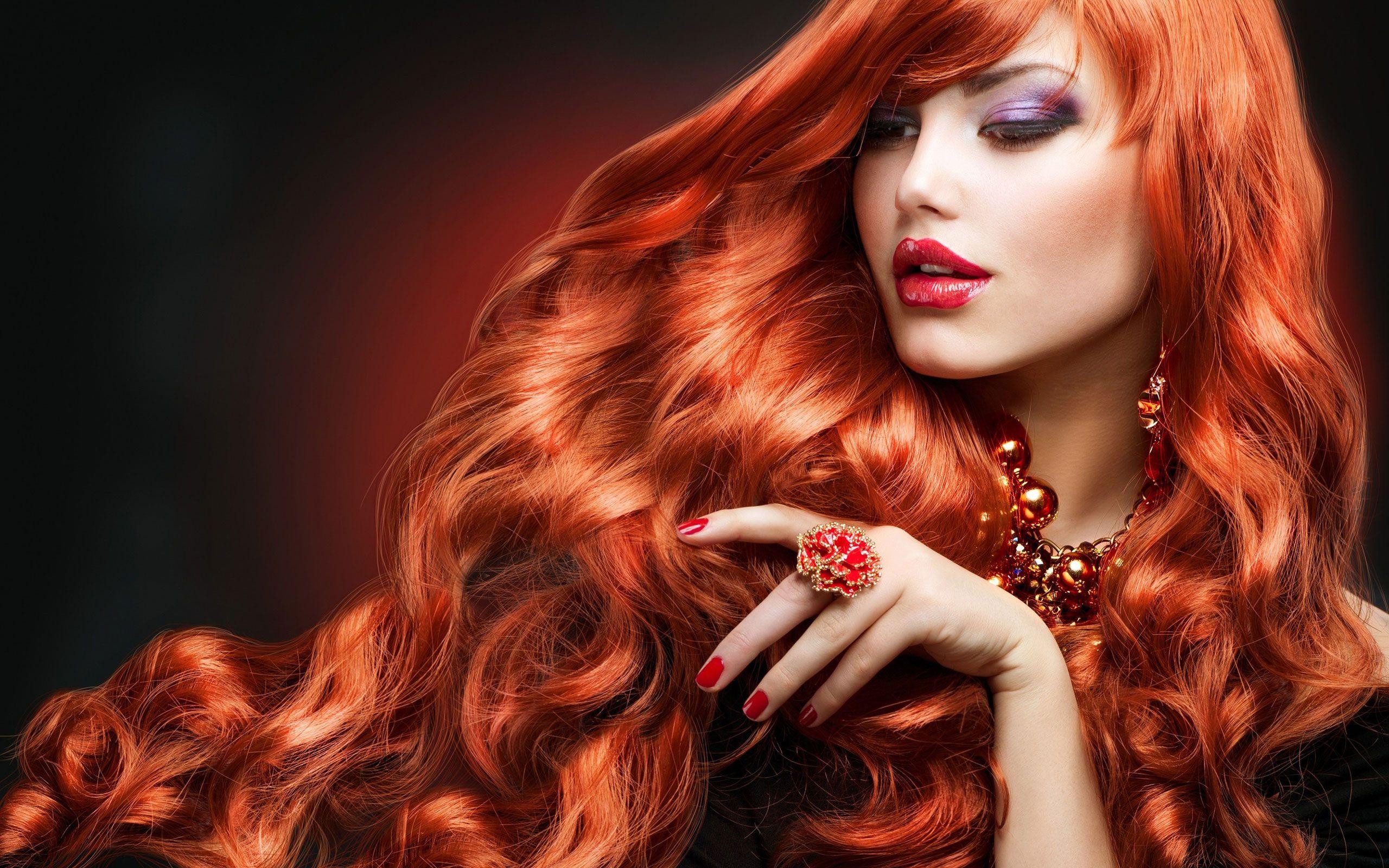 Женщины с рыжим волосами сексуальные предпочтения