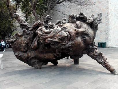 Скульптура в ландшафтном дизайне