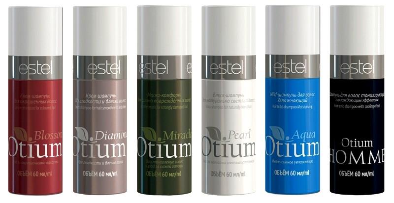 шампуни от Estel