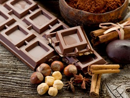 Полезные свойства шоколада
