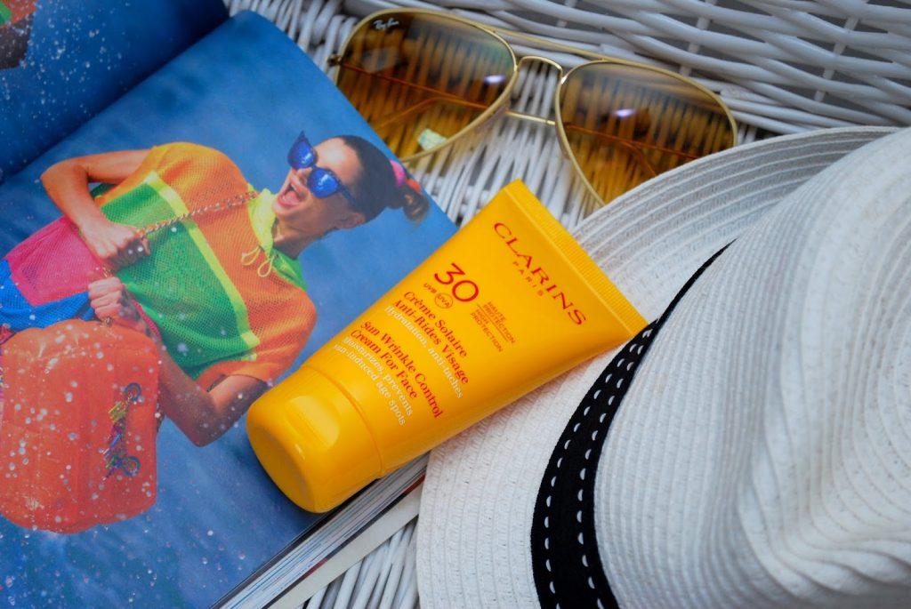 крем для защиты лица от солнца