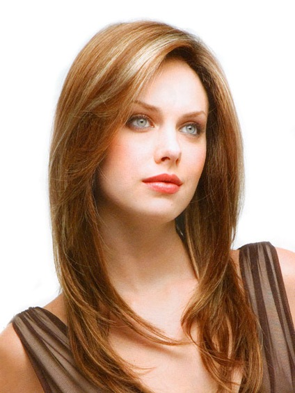 Красивые стрижки для средних волос