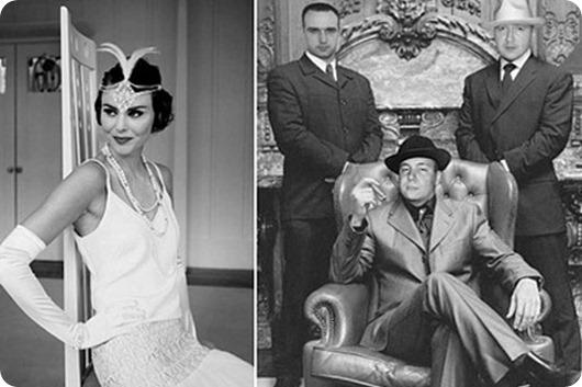 Свадьба в стиле ретро - назад в прошлое!