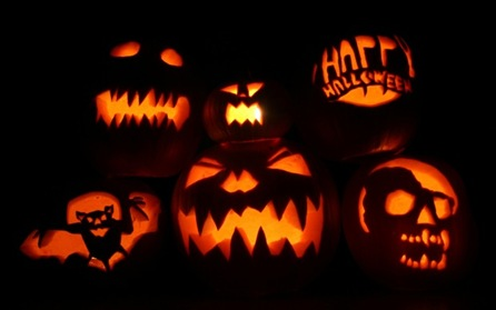 Как сделать тыкву на Хэллоуин? Фото тыкв на Хэллоуин