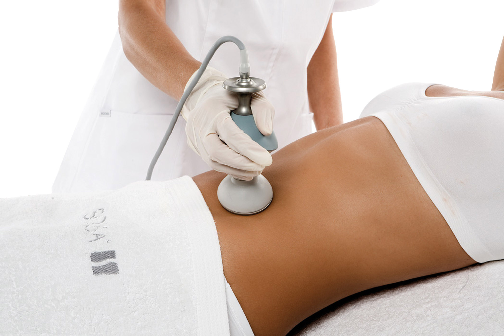 Процедура вакуумного массажа