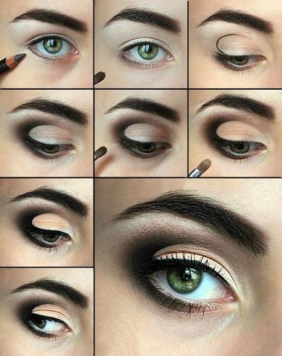 Макияж глаз. Фото-подборка